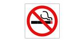 禁煙車用マグネットシート